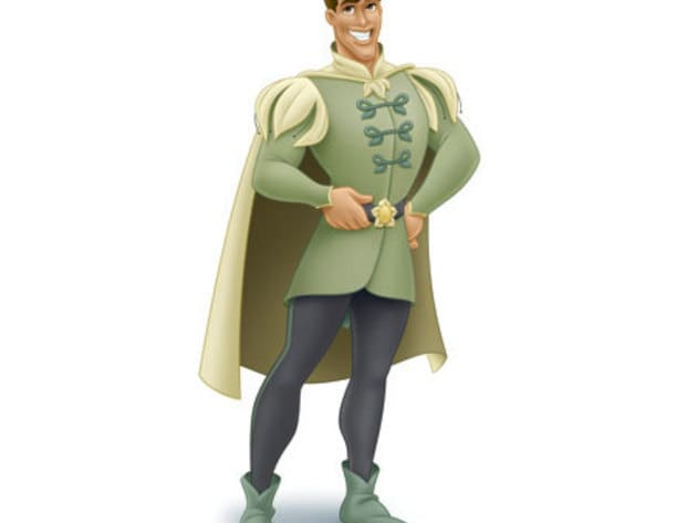 Prince Naveen is the charming — if opportunistic — free-spirited and musically talented royal of ...
