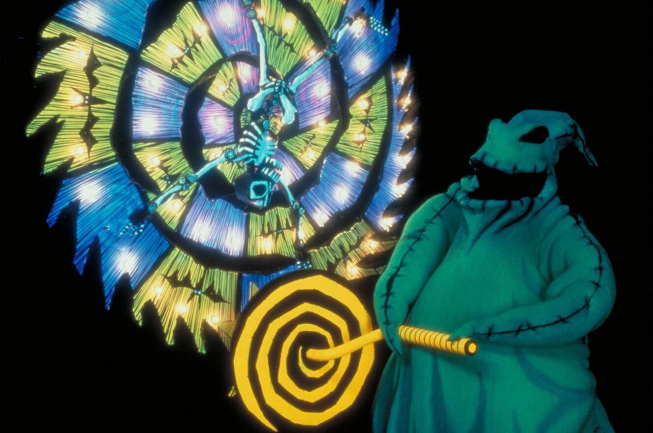 Lady Lair The Nightmare Before Christmas Gallery Disney Movies