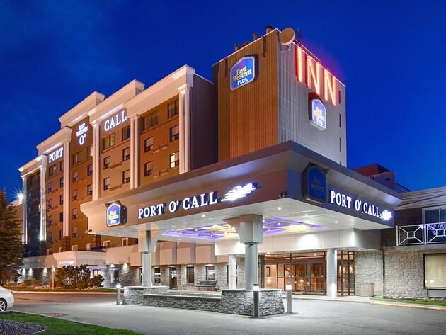 BEST WESTERN PLUS Port O'Call, Calgary, AB