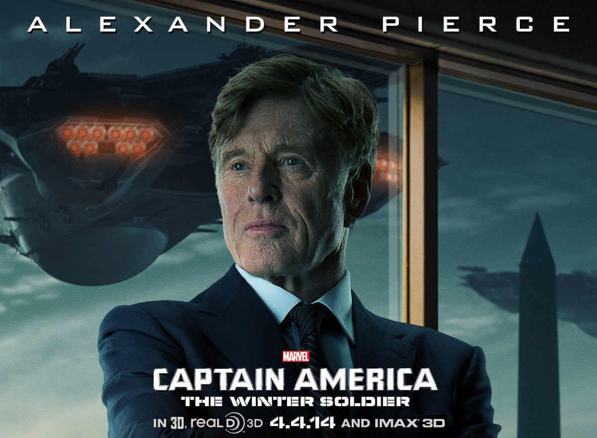 A high-ranking S.H.I.E.L.D. agent and personal friend of Nick Fury, Alexander Pierce is respected...