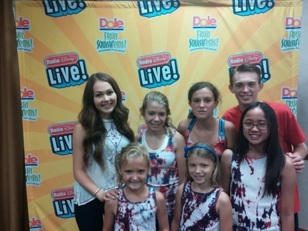 Kelli Berglund and Dylan Riley Snyder fans
