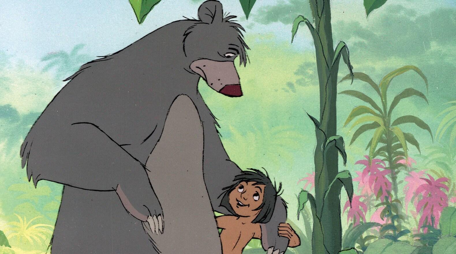 """""""I'm a bear like you!"""""""