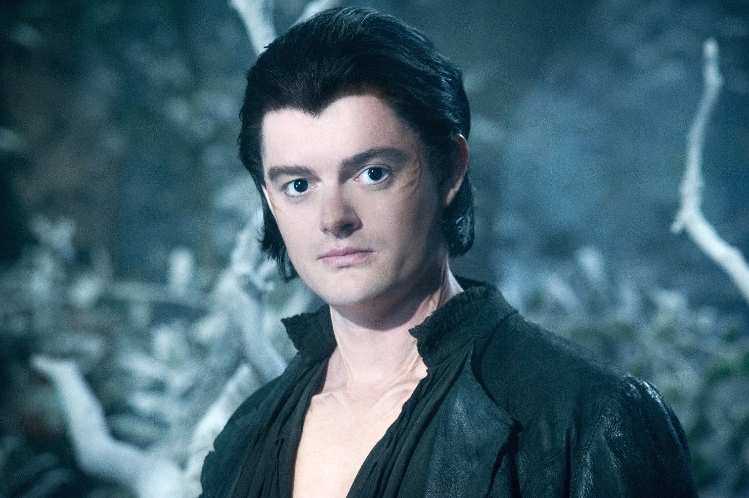 """Sam Riley as Diaval in the movie """"Maleficent"""""""