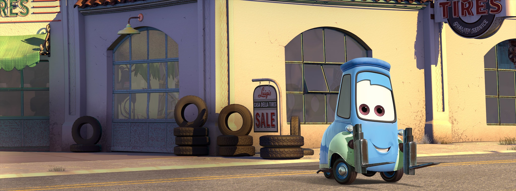 Guido | Characters | Disney Cars