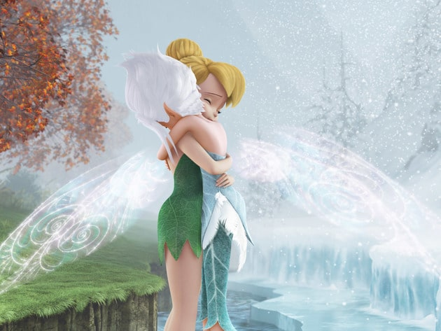 Tink and Peri are worried the seasons will keep them apart.