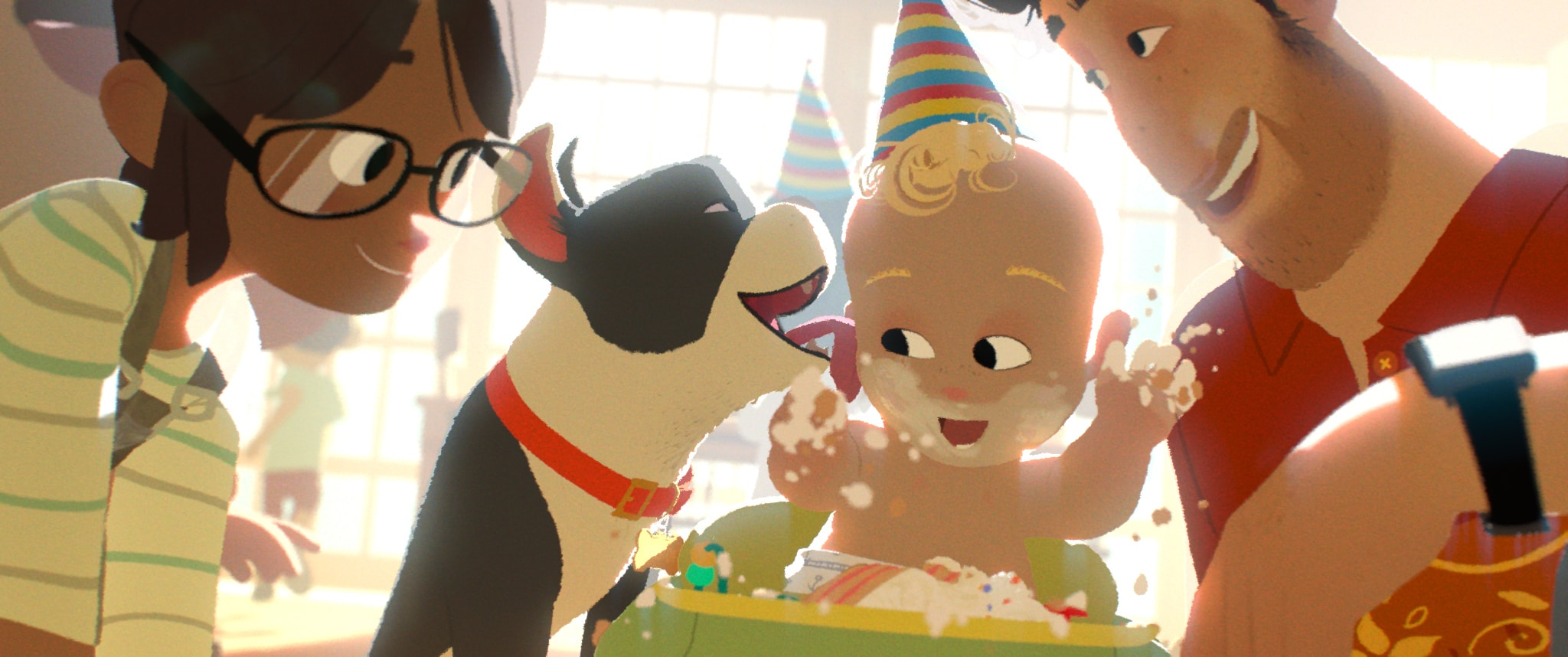 Feast - Walt Disney Animation Studios Short Films Collection