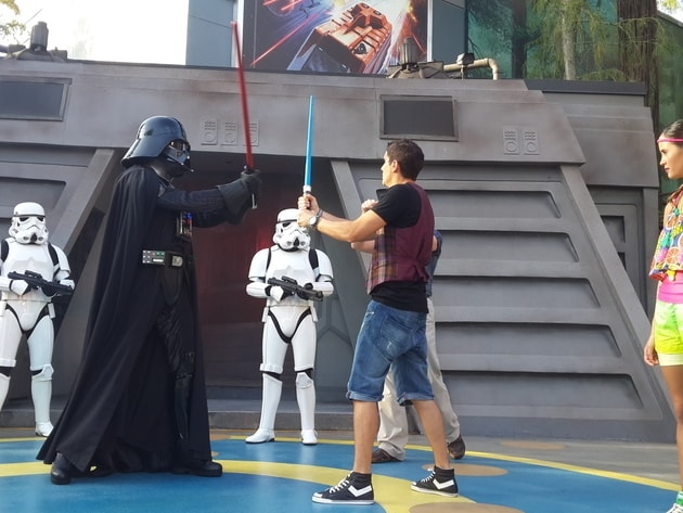 ¿Quién ganará: Dany o Darth Vader?