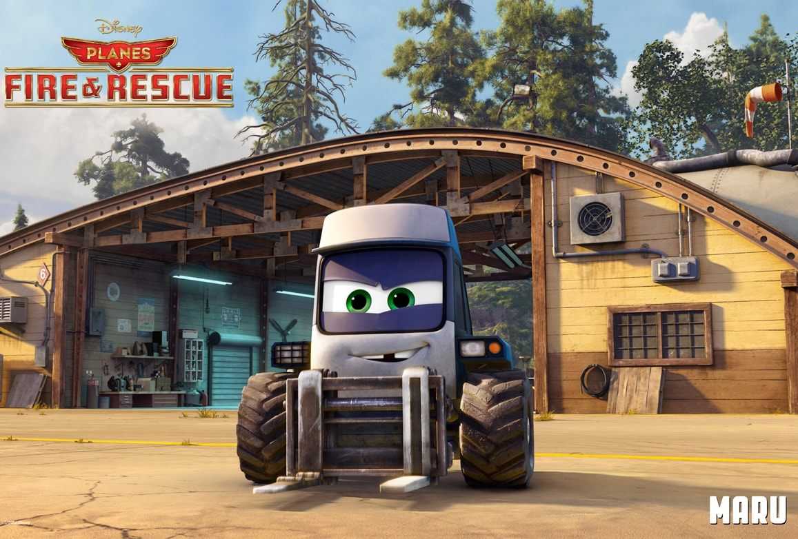 Meet The New Characters From Fire Amp Rescue Disney Movies