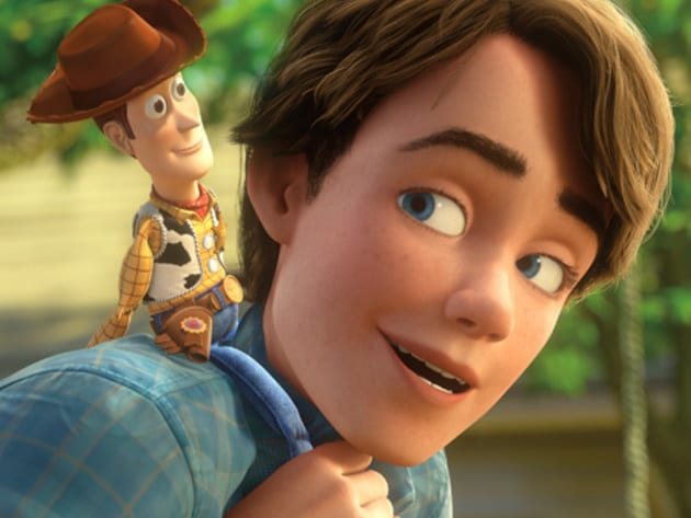 Andy is the boy from Toy Story, proud owner of Woody and Buzz Lightyear. The nickname is a varian...