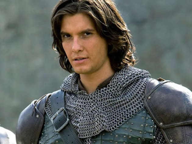 Prince Caspian is a leading heroic figure in several of the Chronicles of Narnia books by C. S. L...