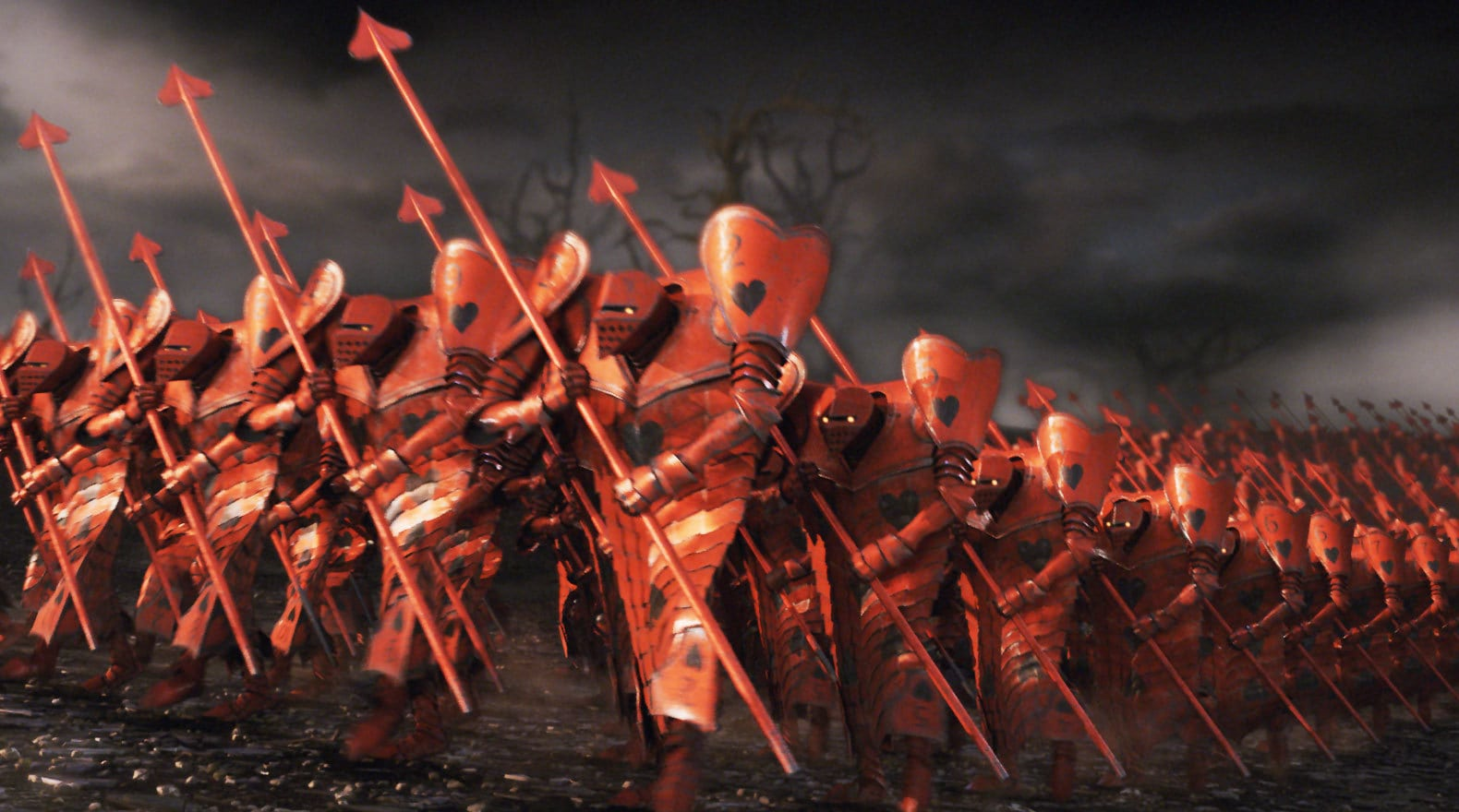 The Red Queen's Army