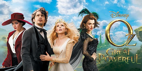 Oz The Great And Powerful Official Site Disney Movies