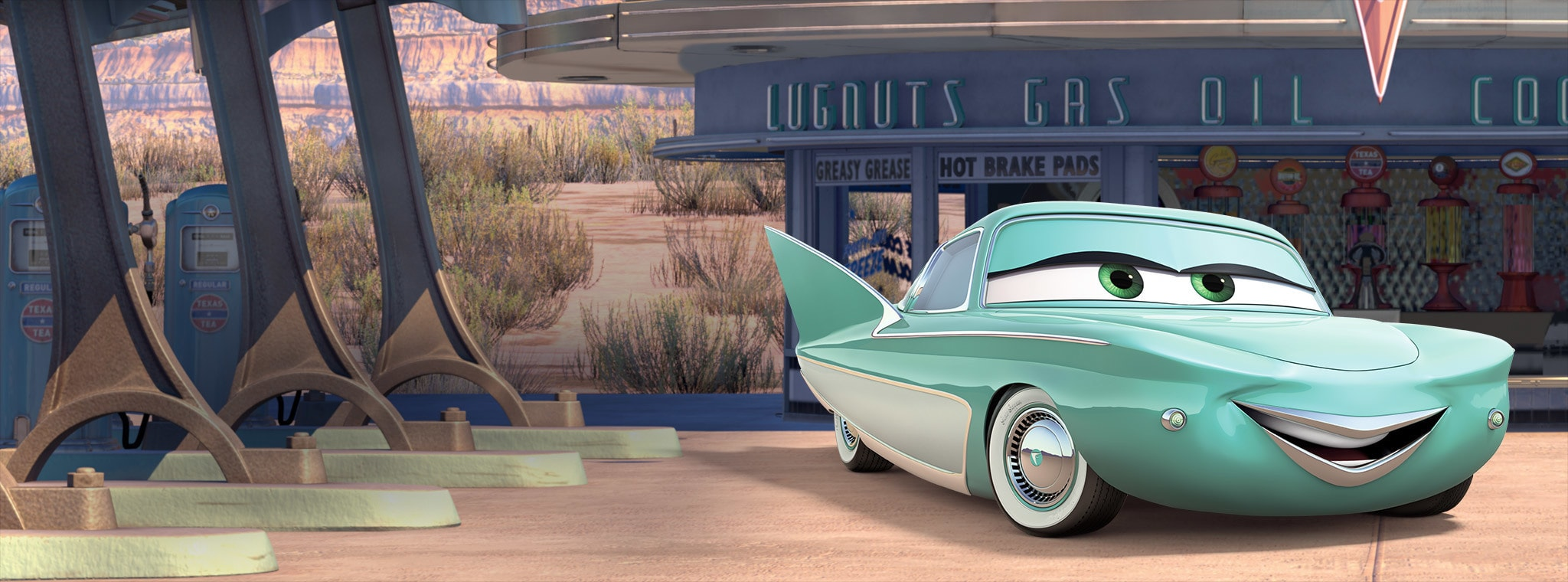 Flo S  Cafe Cars