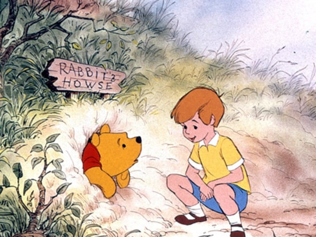 Christopher Robin is the sweet, friendly boy who's best friends with Winnie the Pooh. Christopher...