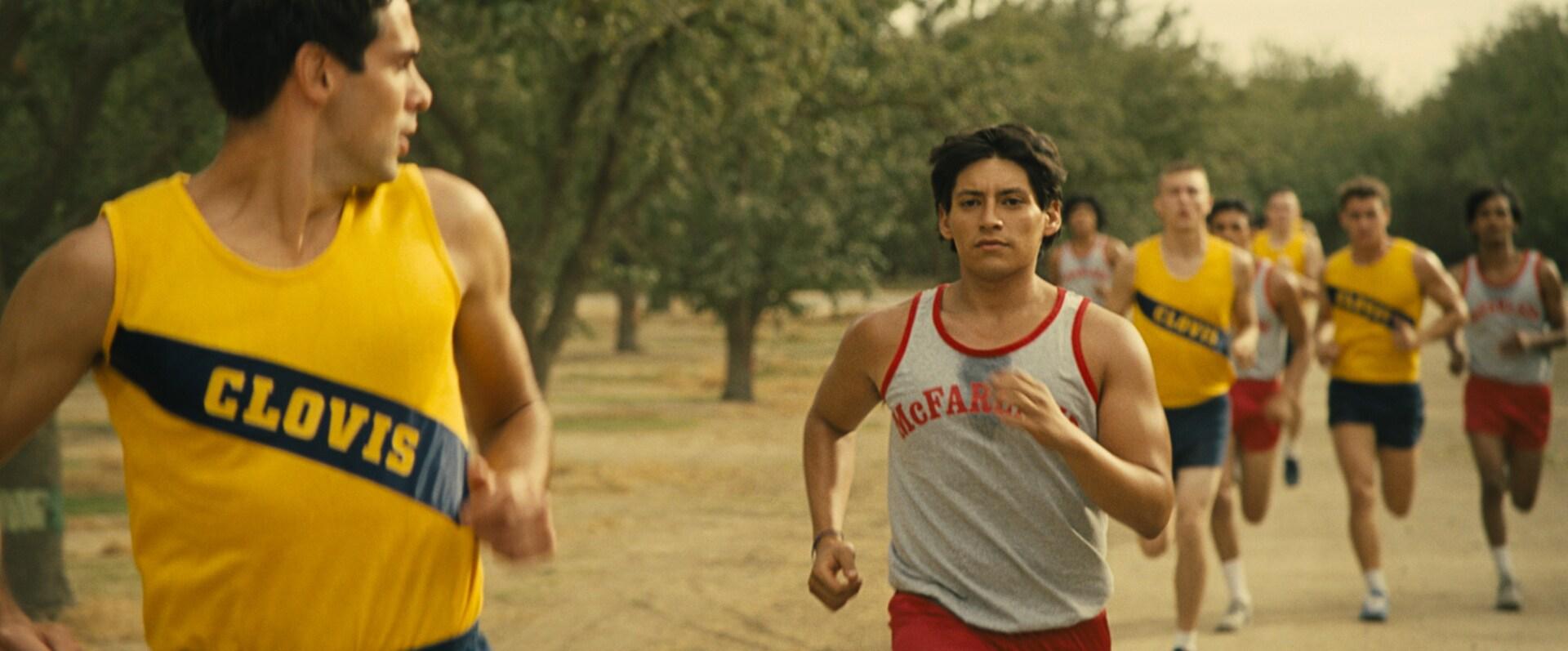 "Carlos Pratts as Thomas Valles in ""McFarland, USA"""