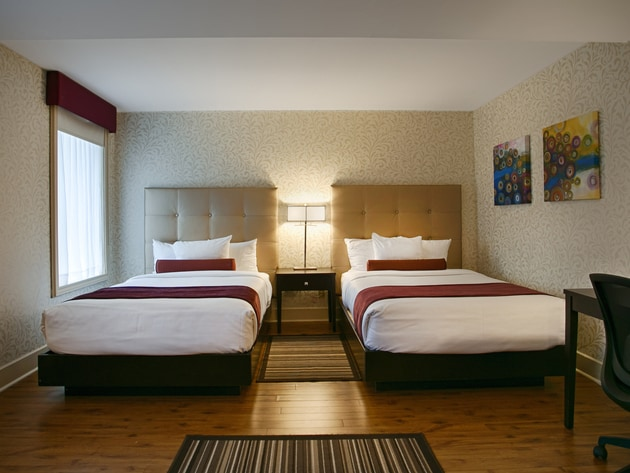BEST WESTERN PLUS Montreal Downtown-Hotel Europa, Montreal, Quebec