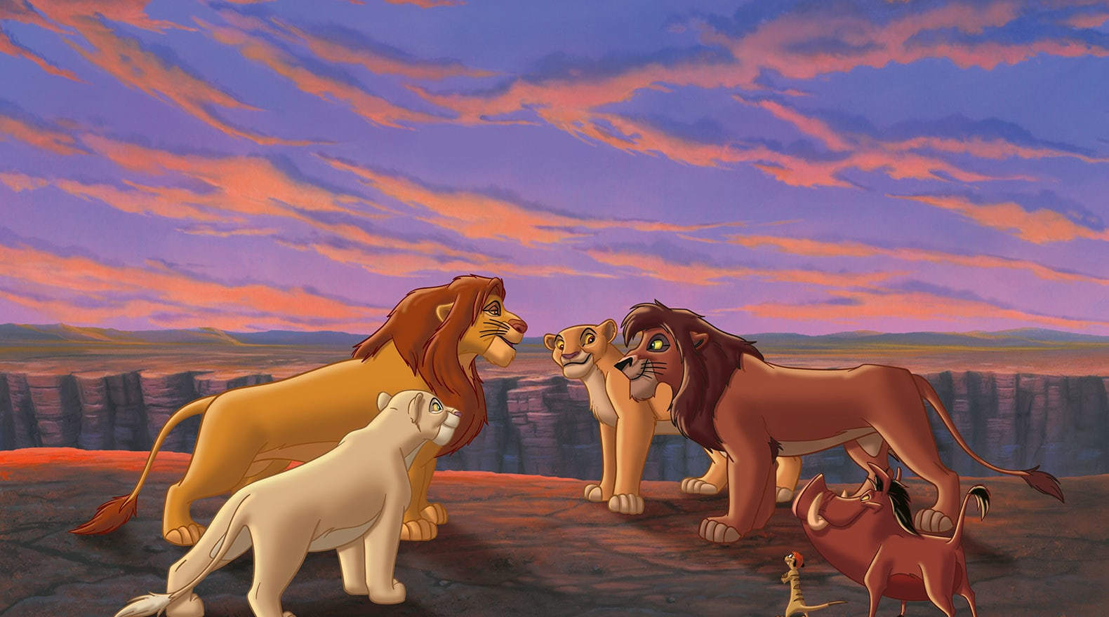 The Lion King II: Simba's Pride | Disney Movies