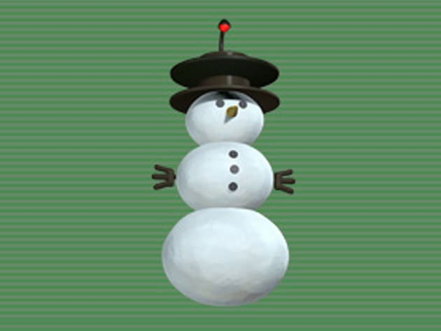 The unassuming snowman is actually an extremely important p & l device, integral to a successful ...