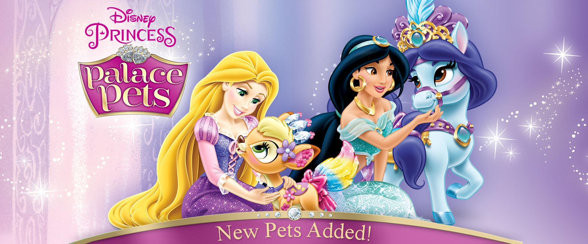 Disney Princess Palace Pets Disney Lol