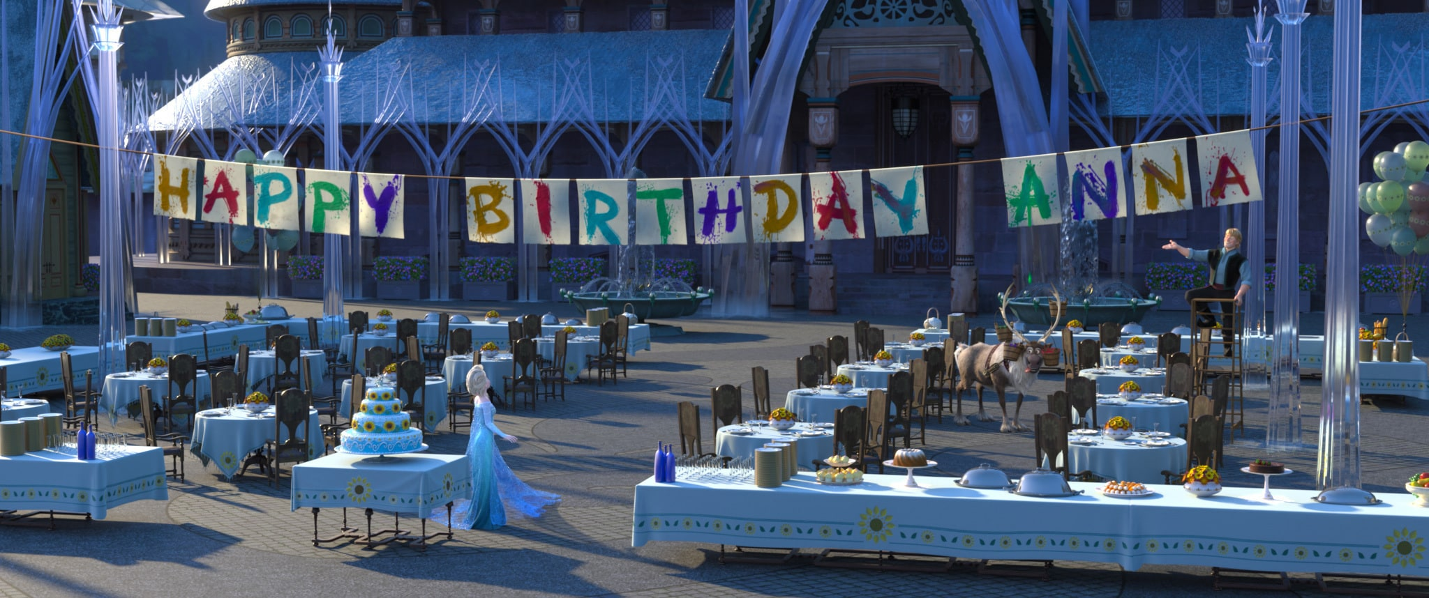 Frozen Fever - Walt Disney Animation Studios Short Films Collection