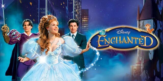 Enchanted | Disney Movies
