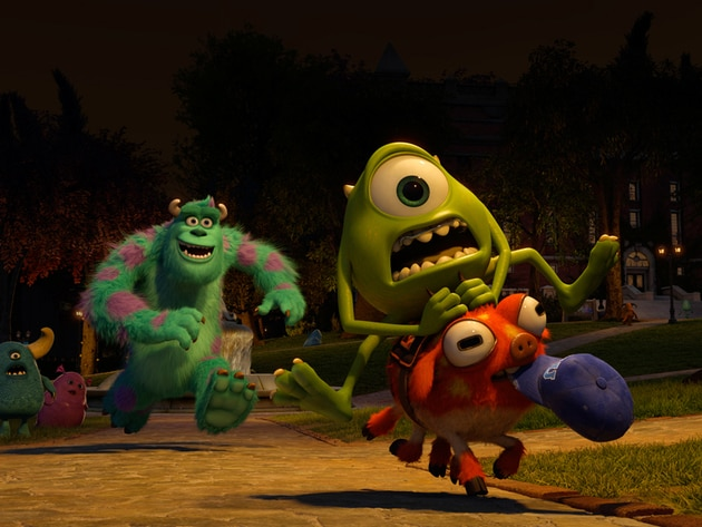 Monsters University  Disney Movies