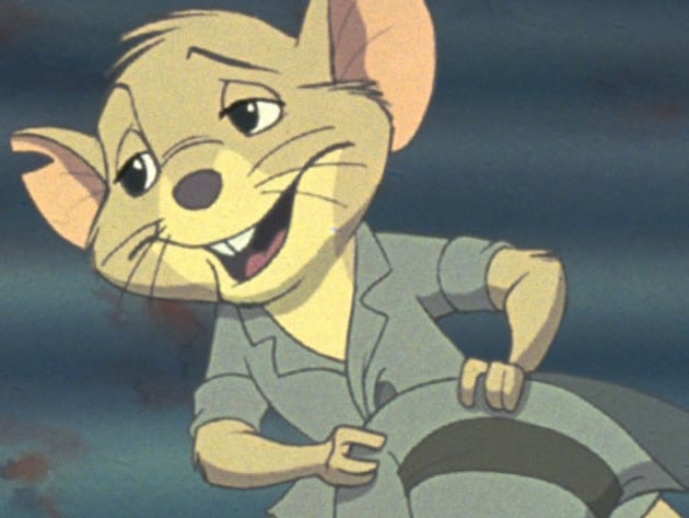 Jake is the fearless and, at times, sarcastic kangaroo-mouse from The Rescuers Down Under. Jake i...