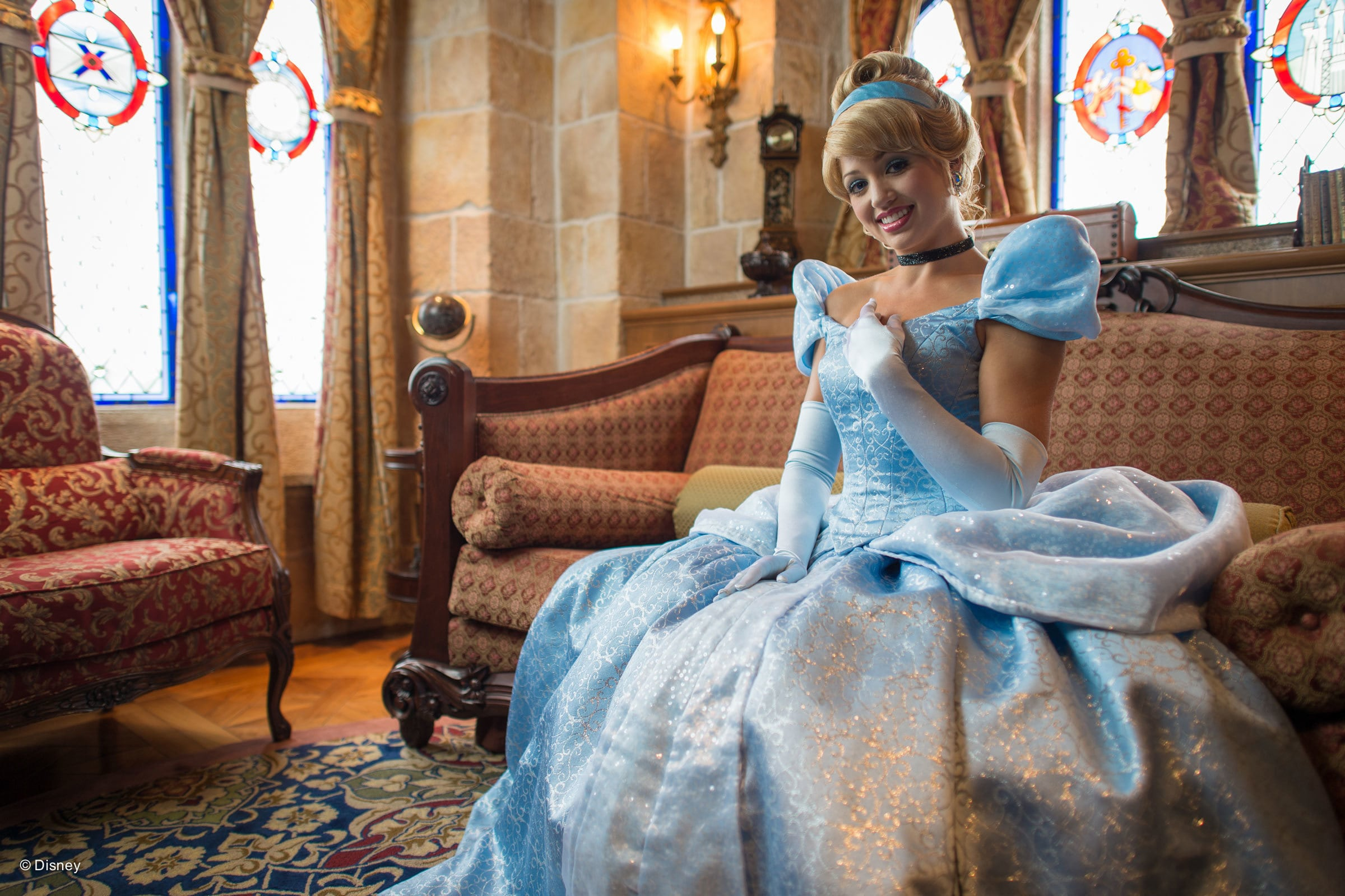 Enter For A Chance To Discover Your Royal Disney Side On 5 Day