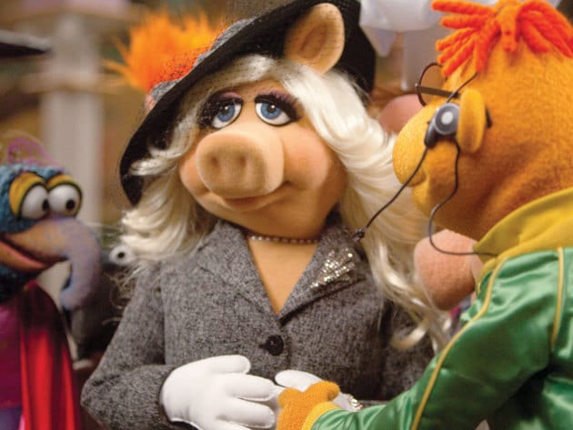 Miss Piggy is back and ready to take the stage.