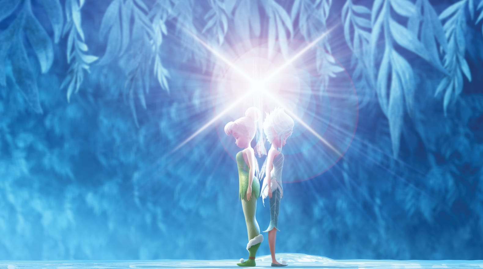 Tink and Peri realize the true healing power of family.