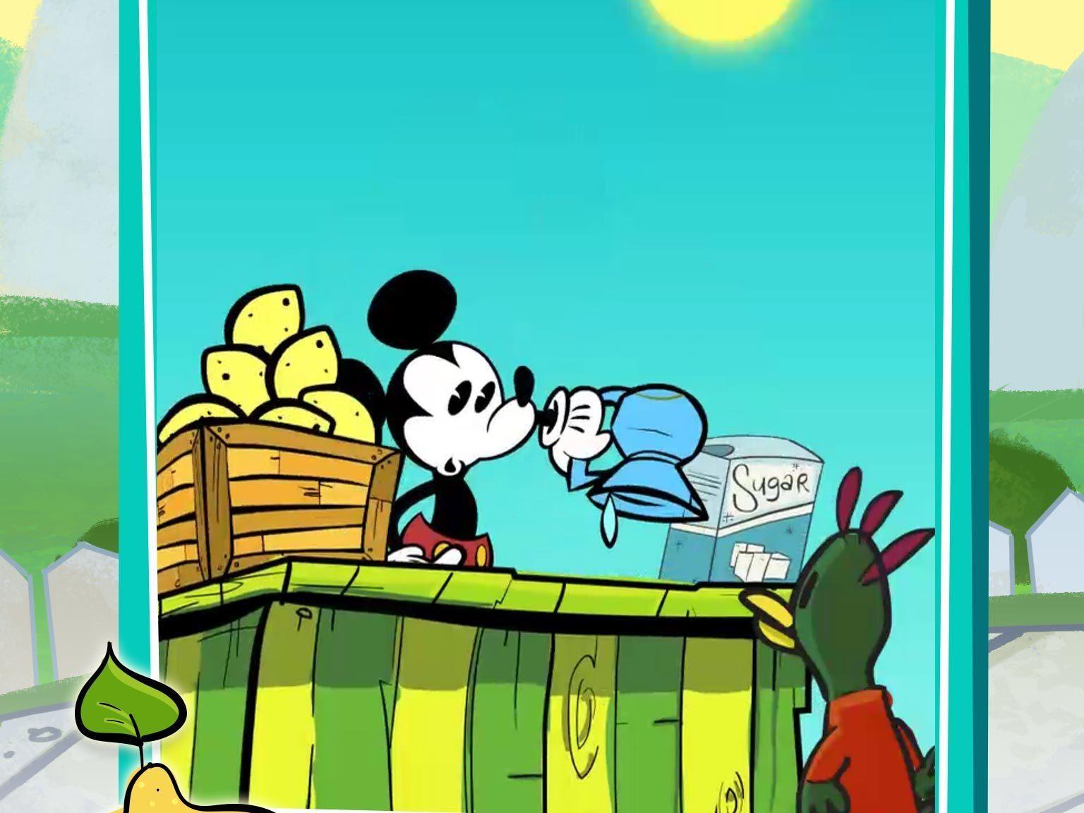 อัลบั้มภาพ Where's My Mickey?