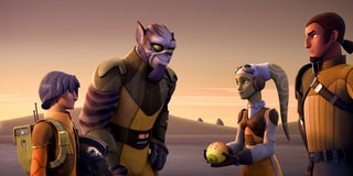 "Ranking Rebels: 10 Highlights From ""Fighter Flight"""