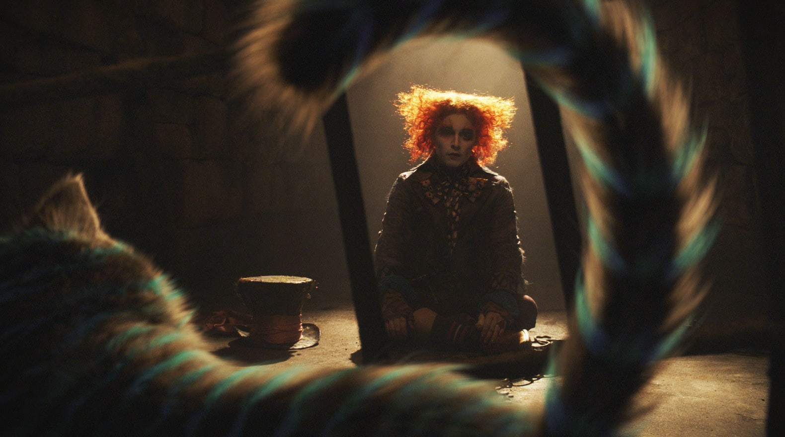 Hatter and Cat