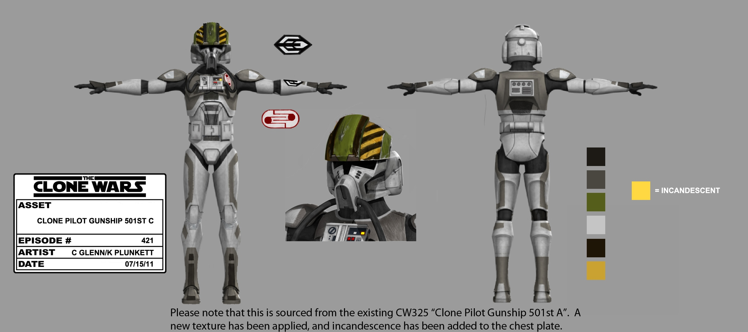 clone wars rebels concept artfrom paper to animation