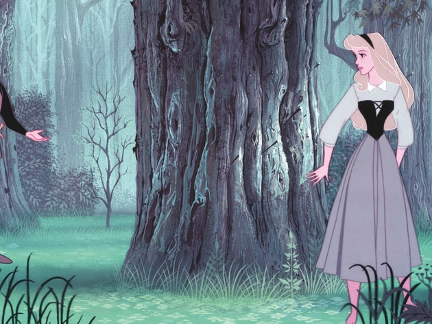 When Briar Rose and Prince Phillip first met, neither had any idea they were headed for happily e...
