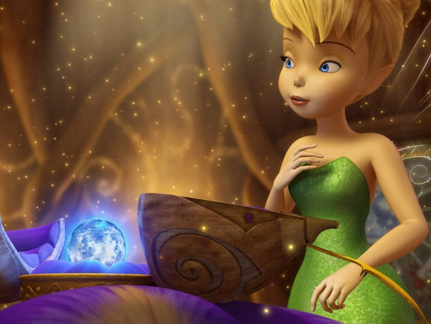 When light passes through this stone, blue pixie dust is created and restores the Pixie Dust Tree.
