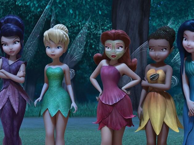 The fairies are fabulous.
