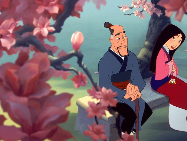 """""""My, my, what beautiful blossoms we have this year. But look, this one's late. I bet when it bloo..."""