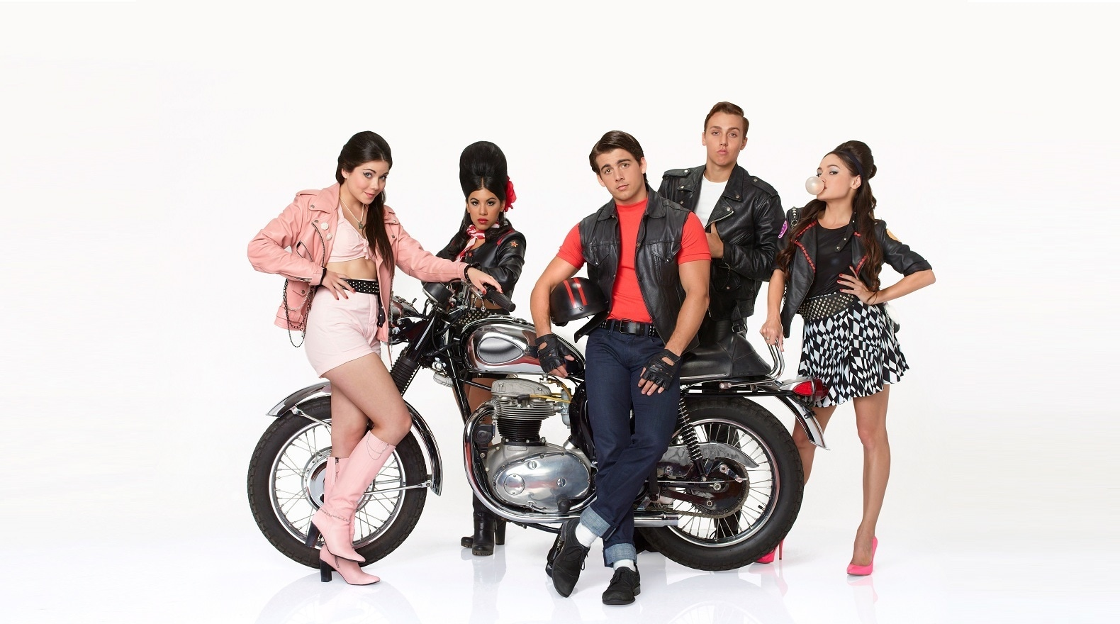 From Teen Beach Movie Toys : Teen beach movie biker style gallery disney channel
