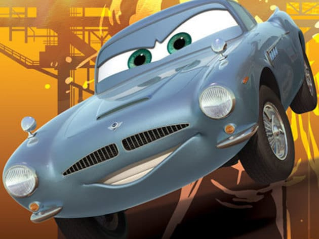 Finn McMissile is a crafty British master spy in Cars 2. This jaunty Irish name is associated wit...