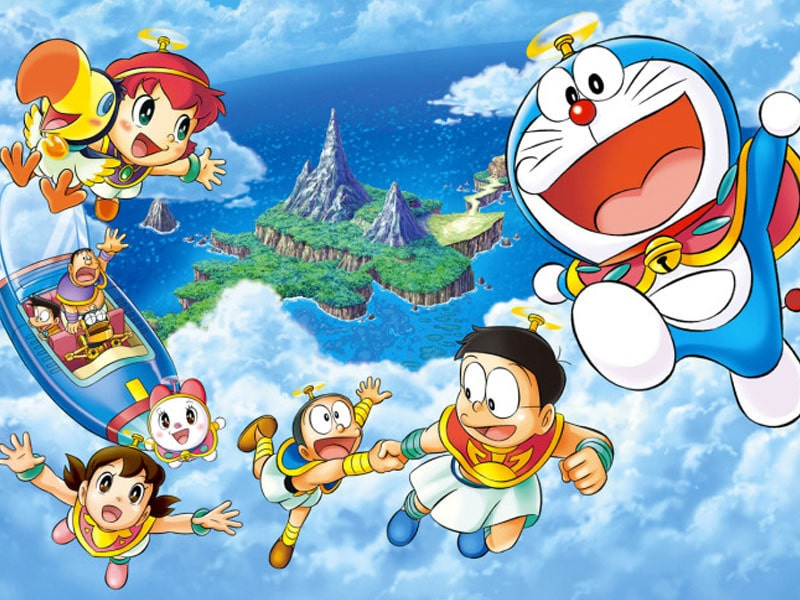 doraemon gallery disney channel india