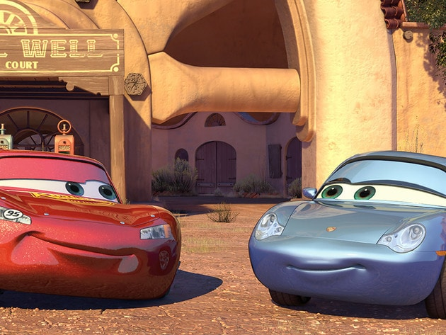 """I'm gonna cut to the chase. Me, you, dinner. Ka-chow!"""
