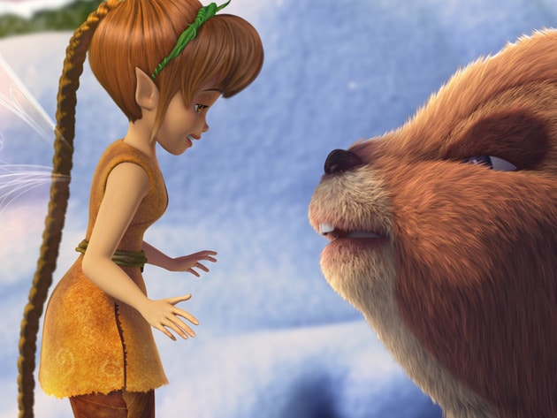 This Animal Fairy makes friends with any fuzzy creature she meets.