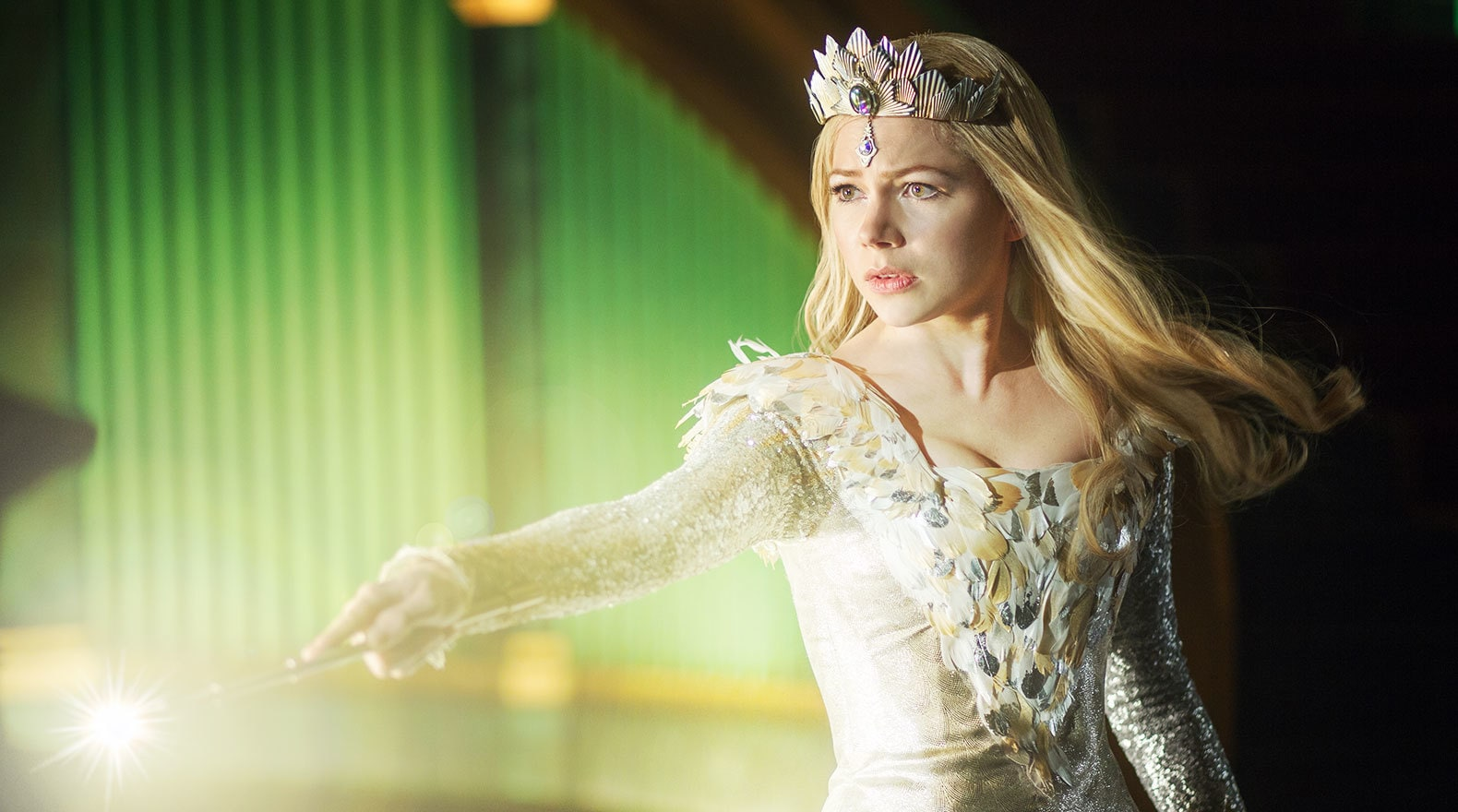 """Michelle Williams in """"Oz the Great and Powerful"""""""