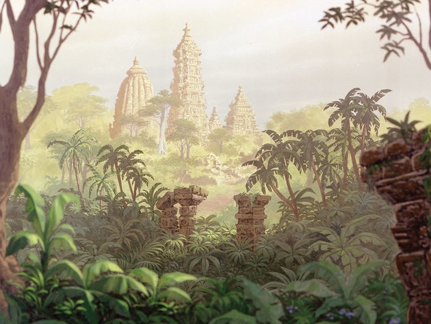 """Many strange legends are told of these jungles of India, but none so strange as the story of a s..."