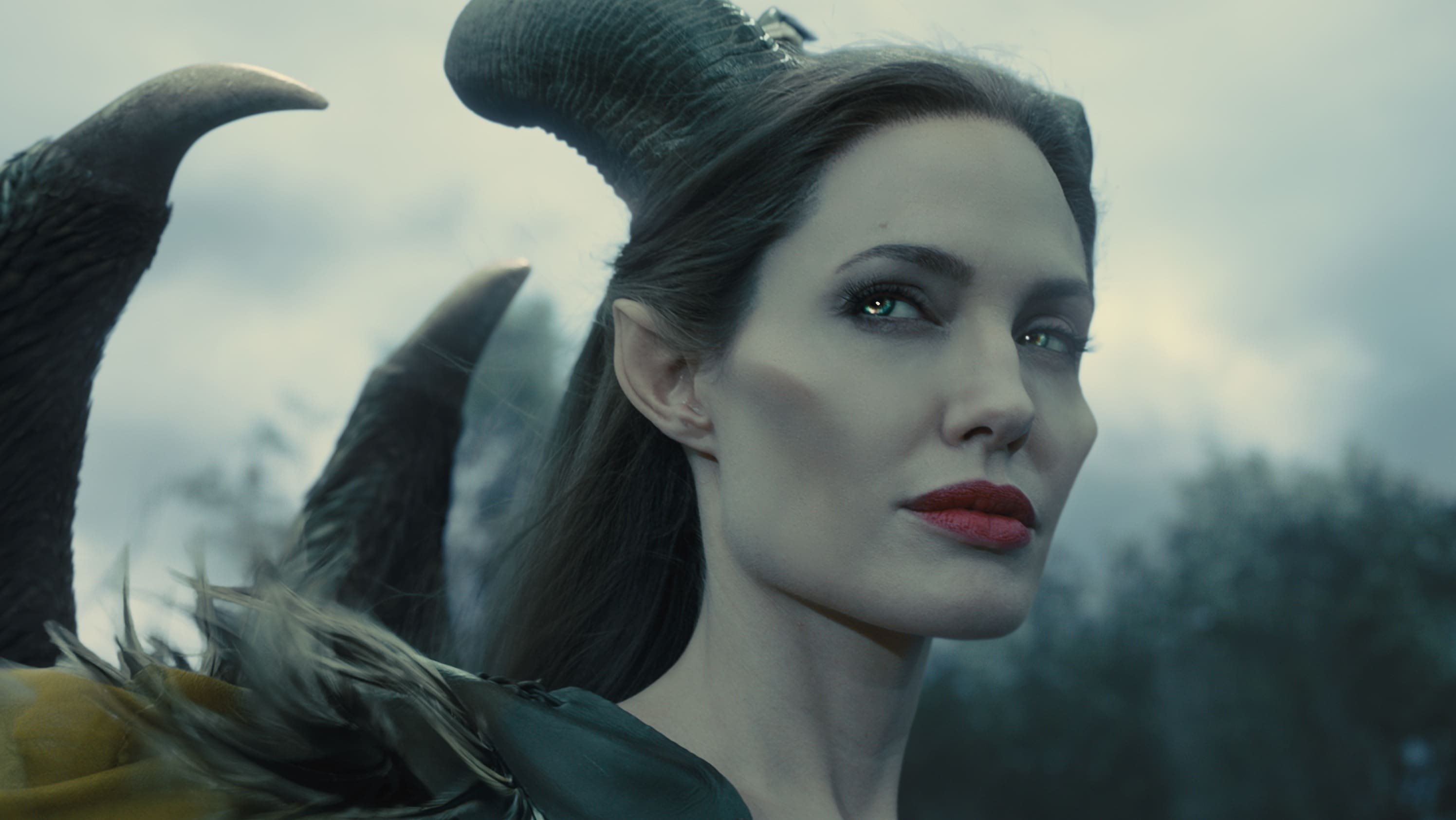 """Angelina Jolie as Maleficent in the movie """"Maleficent"""""""