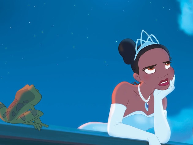 Tiana wished upon a star, and it had an unexpected result.