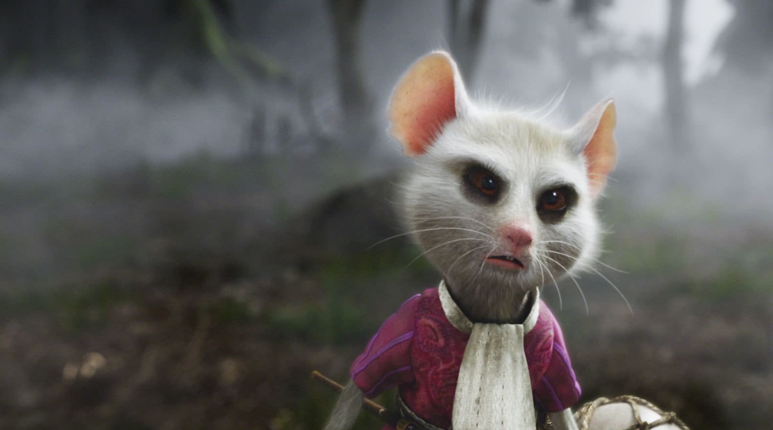 Determined Dormouse