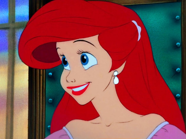 Even though she can't speak, Ariel makes a lovely first impression.