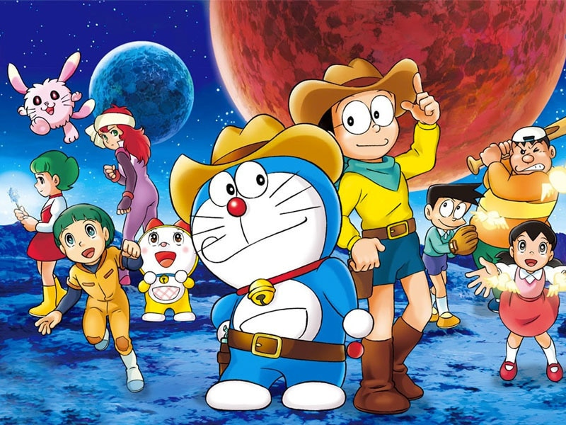 Doraemon Gallery | Disney Channel India